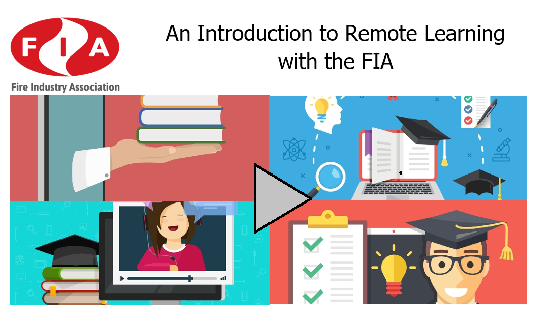 Remote Learning with FIA