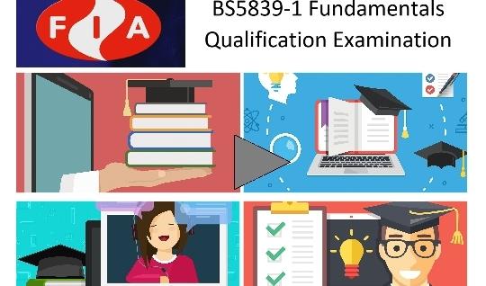 BS5839-1 Fundamentals Qualification Exam