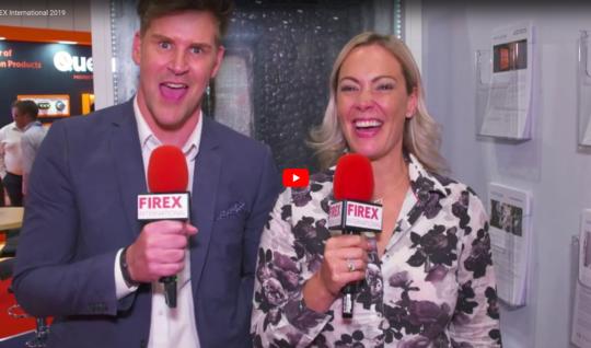 Watch the  FIREX  2019 Highlights Video